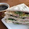 超簡単時短ズボラ飯‼️『サンドウィッチ』このサンドウィッチは料理とは言えないが美味い‼️