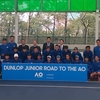 DUNLOP JUNOR ROAD TO THE AO