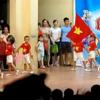 2019年9月13日はベトナムTết Trung thu(テト・チュントゥー)しかしお月見ではなく子供の発表会?