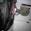 2号機(排ガス規制後) スロットルワイヤー注油