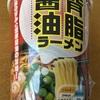 背脂醤油ラーメン@セイコーマート