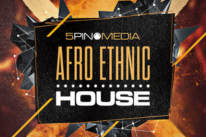 「5PIN MEDIA Afro Ethnic House」ライブラリー・レビュー:エッジの効いたアフロ・ハウスのビートを収録