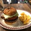 マンチズ バーガー シャックで自家製ベーコンチーズバーガー(芝公園・浜松町)