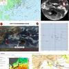 【台風情報】日本の南東には熱帯低気圧(98C)が存在!今後この台風のたまごが台風27号になって日本へ接近!?気象庁・米軍・ヨーロッパの予想は?