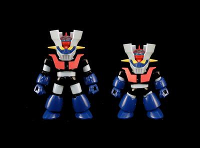 マジンガーZ&グレートマジンガー SDクロスシルエットシリーズからもマジン・ゴー!