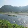 根尾川と樽見鉄道