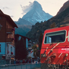 スイスひとり旅 2  氷河急行とマッターホルン(動画編あとがき) +気になっている山岳リゾート