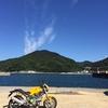 白崎海洋公園ツーリング&初レッカー><