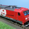 PIKO 59551 DB Schenker 185 399-3 Ep.6 その4
