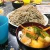 熱汁冷麺【1食122円】豚きのこ汁つけ蕎麦の作り方