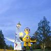 立ち上がる子供たちの未来のために-ヤノベケンジ《サン・チャイルド》