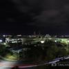 新潟市東区 大山台公園の夜