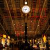 2016年末一人旅 第三週(118)大阪駅時空の広場のクリスマスイルミネーション