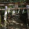 京都の保津峡と水尾集落