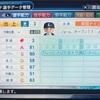 212.オリジナル選手 池上佐助選手(パワプロ2018)