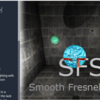 Smooth Fresnel Shader Packを使ってみる