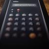 ブラウン電卓 80年代の名作ET66の復刻版 BNE001BK レビュー