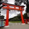 上賀茂神社の本殿・権殿の拝観&式年遷宮印入り御朱印