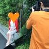 お見合い婚活、3人のプロフィール写真撮影の立ち会い終了。