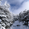 天狗岳 そこに雪はあるんだよね!?