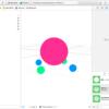 iOS で SceneKit を試す(Swift 3) その89 - SCNNode をフラット化する。