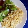 【ハンガリー料理】たまごと手作りパスタ&甘酢サラダ。tojásos nokedli:トヤーショシュ ノケドリ。レシピ。