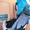 【赤ちゃん連れ新幹線】ベビーカーで乗るオススメ席