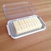 バターを簡単に使うために選んだ、シンプルなバターケース。ナイフもしまえて、おすすめです