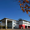 岡山市東消防署と東区役所
