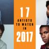 2017年の17人の注目すべきアーティスト In Complex