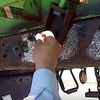 サビ止めの方法は、どうする? 3BLジムニー鈑金錆止め、鉄板サビ穴あき修理、教えて!!FRP,アルミテープで補修メンテナンス,ガソリンタンク防錆のGM-1508塗布、融雪剤-錆び車-タンク-ローリーもハケ塗り!!防錆!! 4th https://youtu.be/VtJ-FE5PpIg