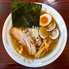 鶏とハマグリの醤油ラーメン 白醤油ver.(麺屋 ゆゆ多)
