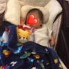 3歳になる娘と2ヶ月半の息子の関係