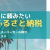 """【2021年6月】楽天スーパーセール、おすすめ夏ふるさと納税""""厳選3選""""(レビューあり)"""