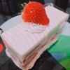 ケーキがおいしいと幸せ