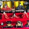 京都 お雛さん 飾りました。