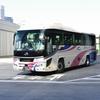 新宿/池袋⇔金沢線・金沢エクスプレス3号(西日本ジェイアールバス・金沢営業所) QRG-RU1ASCA