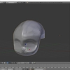 Blenderで3Dモデルを作成する(かんたん講座編その1)