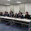 立野ダム建設問題で九地整交渉