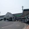 レトロというか貧素というか・・松山駅です