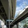 横浜駅東口周辺散策1(横浜モアーズ前~ポートサイド公園手前)
