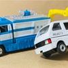 トミカギフトセット 警察車両セット 救助工作車