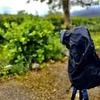 雨の日の撮影に強いクイックシュー カメラの落下を軽減をできるのはインダクションキャッチタイプQだけ