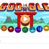 Googleでオリンピック風のミニゲームが遊べルン♪です