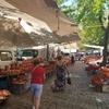 ガロの町バルセロスで有名なマーケット