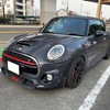 DuelL AG クーリングボンネット取付@F56COOPER-S