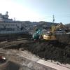 市内の工事「輪島市本庁舎整備工事」(2020年5月7日 現在)