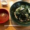 🚩外食日記(107)    宮崎ランチ       🆕「肉麺もみじ」より、【冷たい豚肉麺】‼️