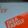 スウェーデン版IKEAファミリーカード