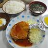 木更津 市場食堂 日替わりとりももピリ辛煮の日